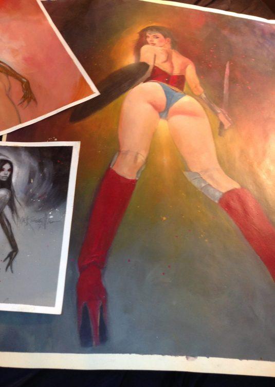 Wonder Woman: Amazonian Assets 1