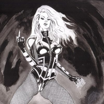 Black Canary sequence