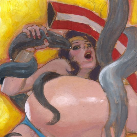 wonder woman hentai v1 sexy superheroine in trouble mark beachum art