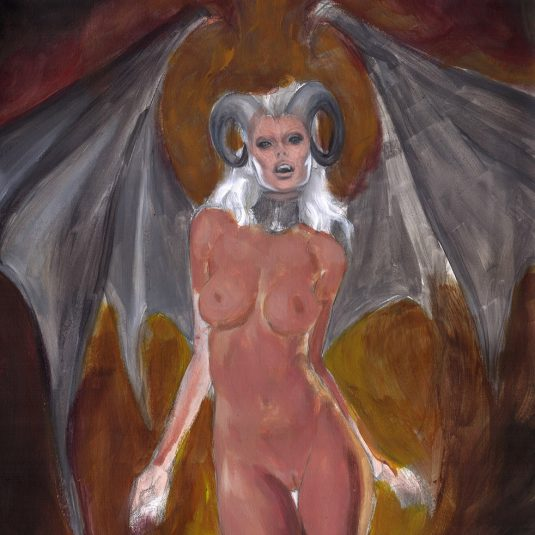 DEVILDOLL ADULT EROTIC COMIC ART NUDE ART MARK BEACHUM SUPERGURLZ.NET