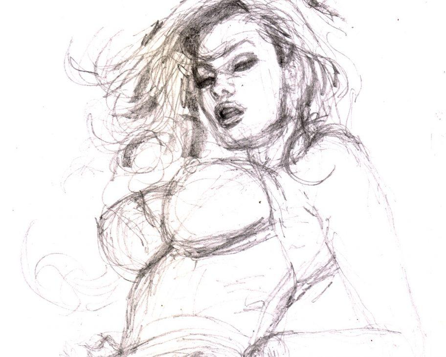 Sultry Wonder Woman Erotique SEXY ART MARK BEACHUM SUPERGURLZ.NET ADULT COMIC ILLUSTRATIONS