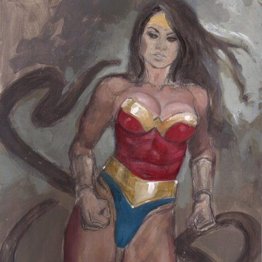 wonder woman hentai v3 ALIEN TENTACLES ON THE PROWL HENTAI COMIC ART EROTIC ADULT ILLUSTRATION SUPERGURLZ.NET MARK BEACHUM