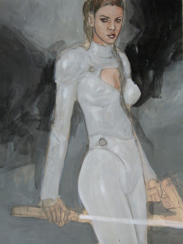 princess leia rey sexy stormtrooper
