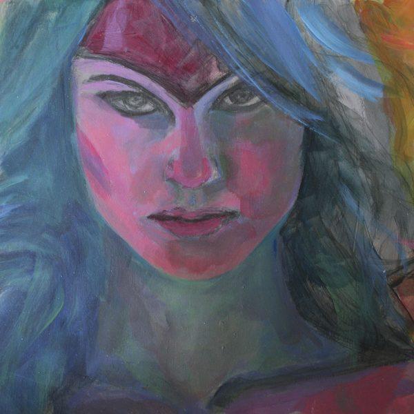 PRESENTING: ULTRA DIVA - WONDER WOMAN