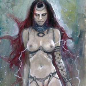 SUICIDE SQUAD: ENCHANTRESS EROTIC 2