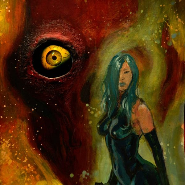 Madame Hydra + Red Skull