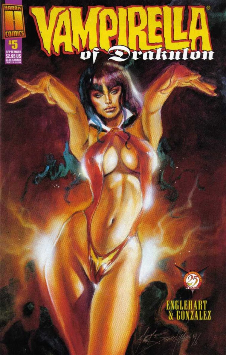 VAMPIRELLA of DRACULON #5