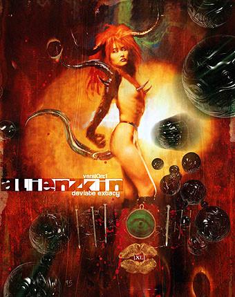 ALIENZKIN first edition 1