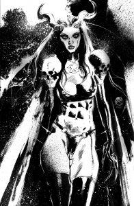 Occult Goddess Sexy Demonia 1