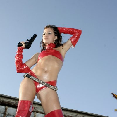 mazaratie sexy cosplay cameltoe honeydip photoset