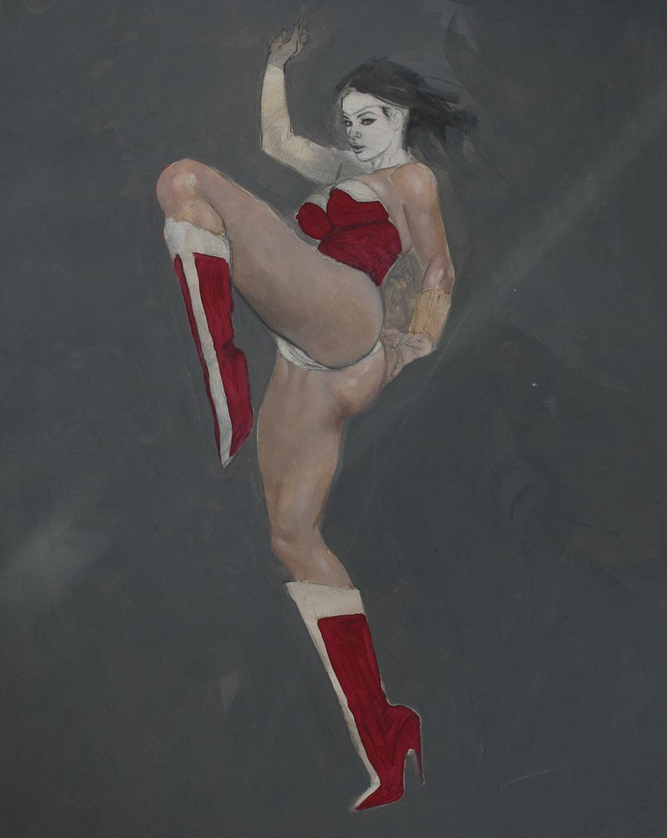 Badass Wonder Woman 3