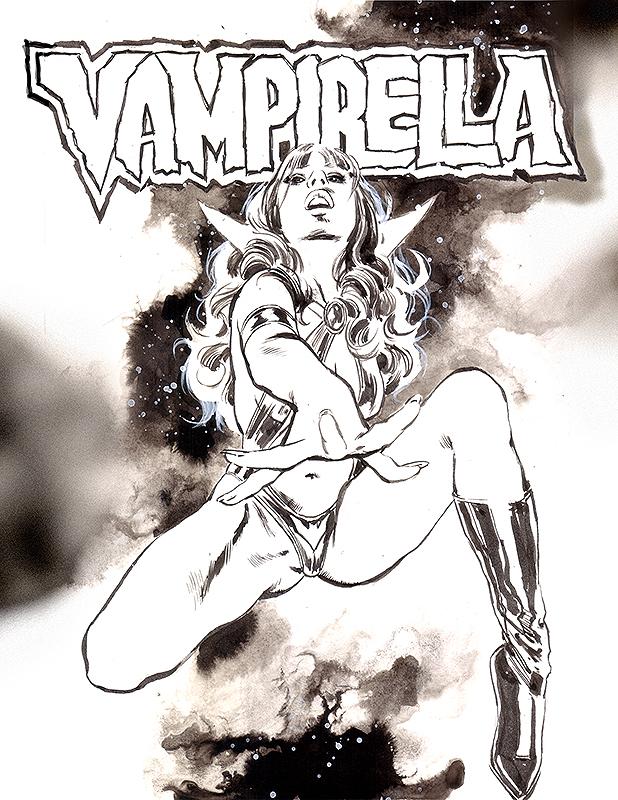 Vampirella: beckons to the darkness 1