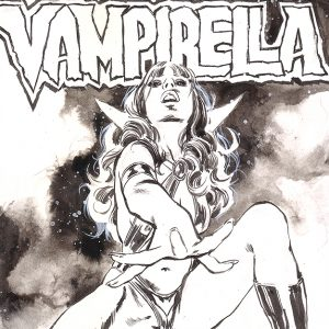 Vampirella Seduction