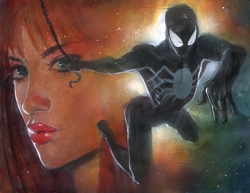 spidey + mary jane 1