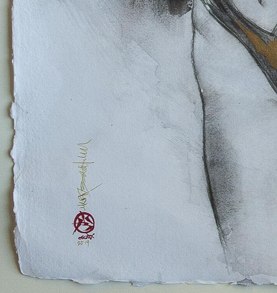 Vampirella poster Ms Marvel Original art on Ebay 2